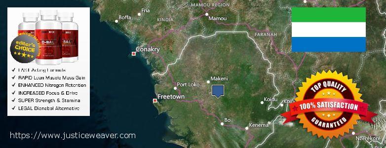 कहॉ से खरीदु Dianabol Steroids ऑनलाइन Sierra Leone