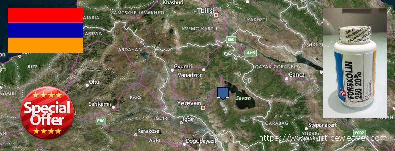 कहॉ से खरीदु Forskolin ऑनलाइन Armenia