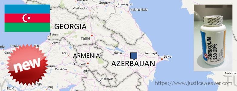 Jälleenmyyjät Forskolin verkossa Azerbaijan