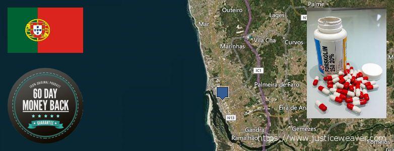 Where to Buy Forskolin Diet Pills online Esposende, Portugal