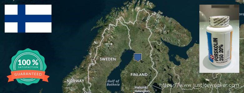 Hvor kan jeg købe Forskolin online Finland