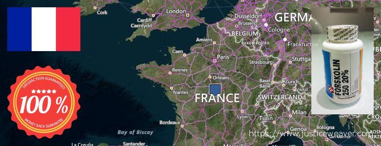 कहॉ से खरीदु Forskolin ऑनलाइन France
