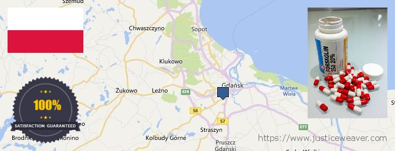 Where to Buy Forskolin Diet Pills online Gdańsk, Poland