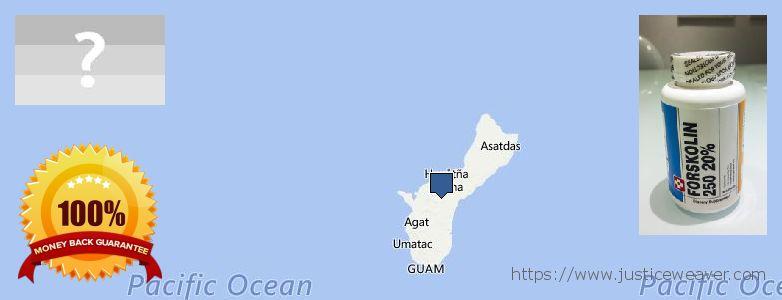 कहॉ से खरीदु Forskolin ऑनलाइन Guam