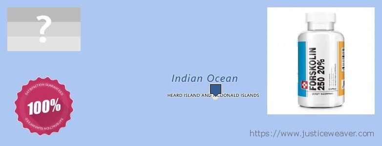 Where to Buy Forskolin Diet Pills online Heard Island and Mcdonald Islands