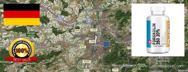 Where to Buy Forskolin Diet Pills online Heilbronn, Germany