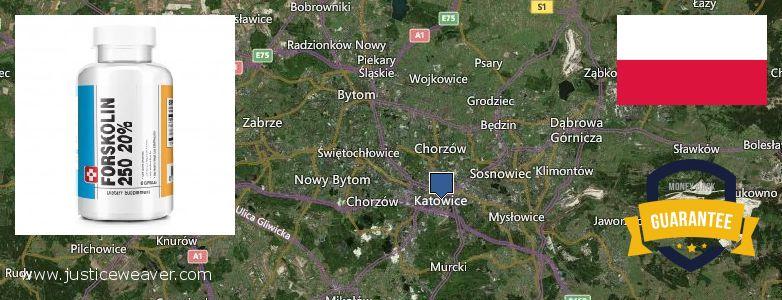 Purchase Forskolin Diet Pills online Katowice, Poland