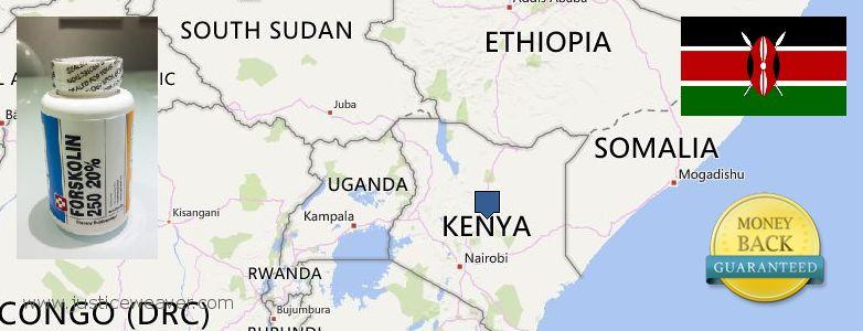 कहॉ से खरीदु Forskolin ऑनलाइन Kenya