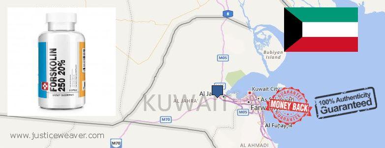 Hol lehet megvásárolni Forskolin online Kuwait