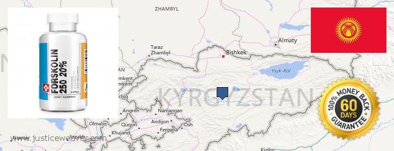 कहॉ से खरीदु Forskolin ऑनलाइन Kyrgyzstan