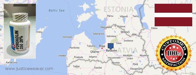Waar te koop Forskolin online Latvia
