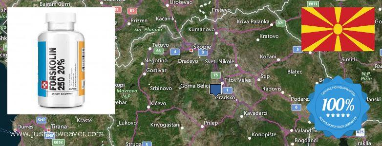 कहॉ से खरीदु Forskolin ऑनलाइन Macedonia