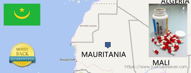 कहॉ से खरीदु Forskolin ऑनलाइन Mauritania