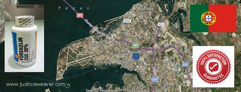 Best Place to Buy Forskolin Diet Pills online Montijo, Portugal