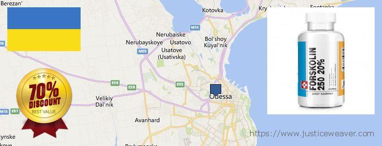 Purchase Forskolin Diet Pills online Odessa, Ukraine