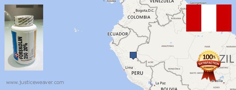 कहॉ से खरीदु Forskolin ऑनलाइन Peru