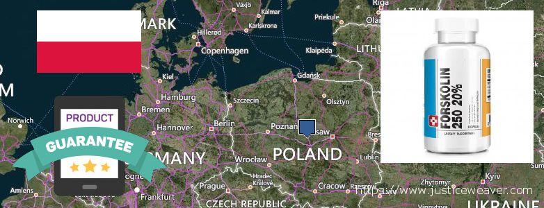 Πού να αγοράσετε Forskolin σε απευθείας σύνδεση Poland