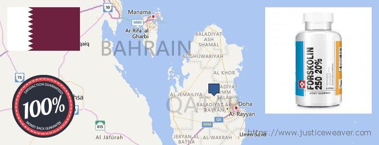 Къде да закупим Forskolin онлайн Qatar