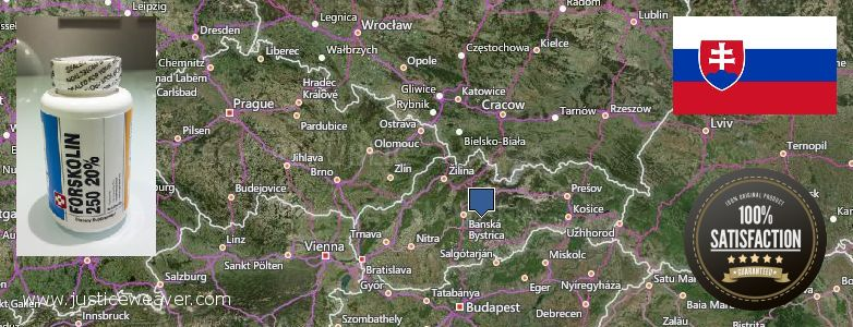 Waar te koop Forskolin online Slovakia
