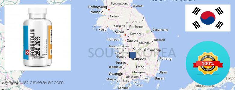 gdje kupiti Forskolin na vezi South Korea