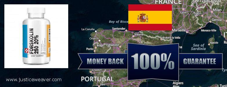 कहॉ से खरीदु Forskolin ऑनलाइन Spain