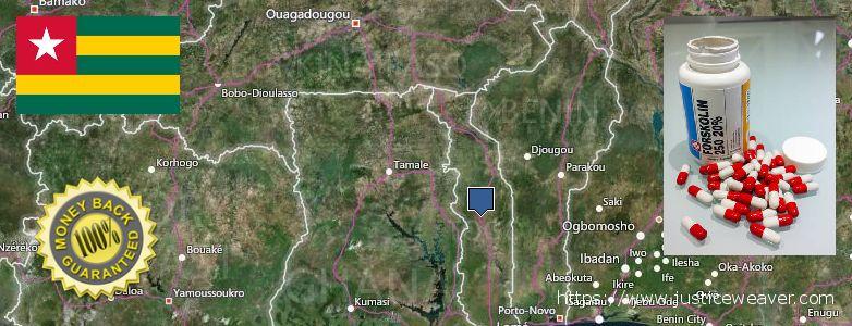 Kde kúpiť Forskolin on-line Togo