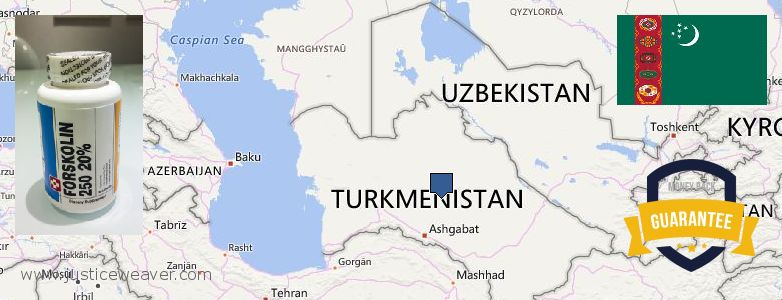 Kde kúpiť Forskolin on-line Turkmenistan