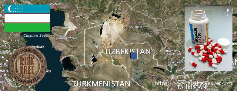 कहॉ से खरीदु Forskolin ऑनलाइन Uzbekistan
