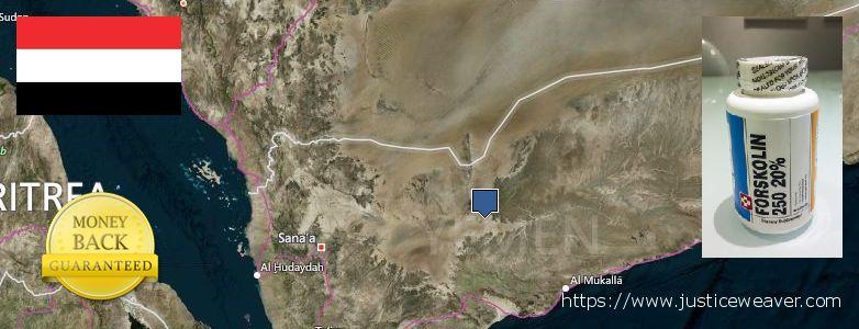 Къде да закупим Forskolin онлайн Yemen