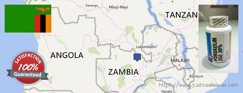 कहॉ से खरीदु Forskolin ऑनलाइन Zambia