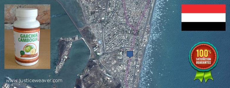 Purchase Garcinia Cambogia Extract online Aden, Yemen
