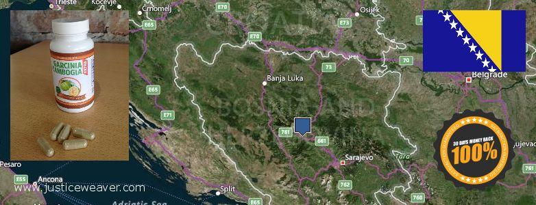 어디에서 구입하는 방법 Garcinia Cambogia Extra 온라인으로 Bosnia and Herzegovina