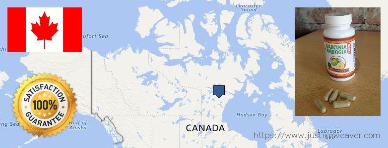 Hol lehet megvásárolni Garcinia Cambogia Extra online Canada