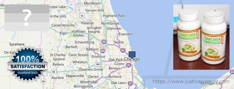 Gdzie kupić Garcinia Cambogia Extra w Internecie Chicago, USA