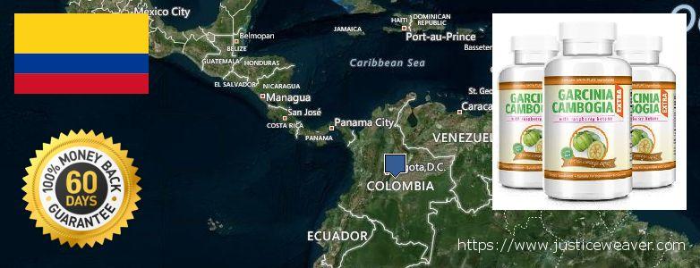 어디에서 구입하는 방법 Garcinia Cambogia Extra 온라인으로 Colombia