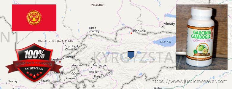 Dónde comprar Garcinia Cambogia Extra en linea Kyrgyzstan