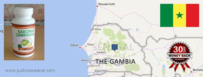 حيث لشراء Garcinia Cambogia Extra على الانترنت Senegal