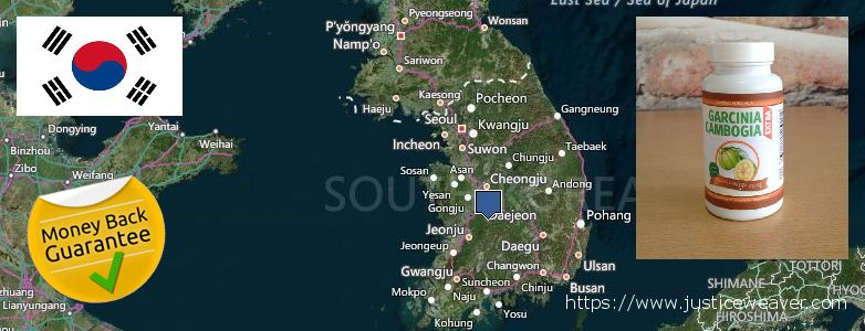 कहॉ से खरीदु Garcinia Cambogia Extra ऑनलाइन South Korea