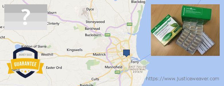 Where to Purchase Glucomannan online Aberdeen, UK
