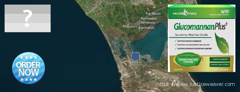 Where to Buy Glucomannan online Akrotiri