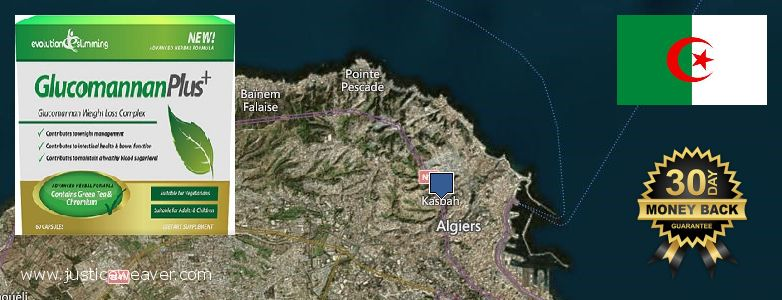 Buy Glucomannan online Algiers, Algeria