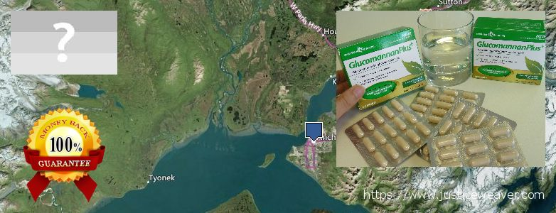 Where to Buy Glucomannan online Anchorage, USA