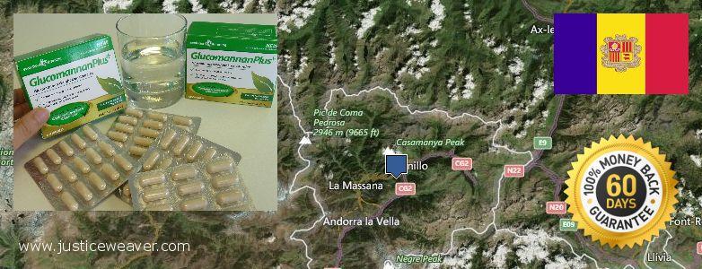 Onde Comprar Glucomannan Plus on-line Andorra