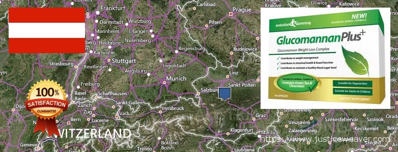 ambapo ya kununua Glucomannan Plus online Austria