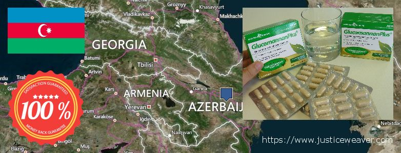 कहॉ से खरीदु Glucomannan Plus ऑनलाइन Azerbaijan