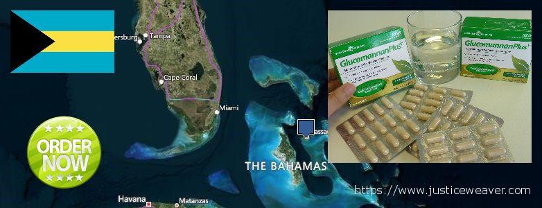 कहॉ से खरीदु Glucomannan Plus ऑनलाइन Bahamas
