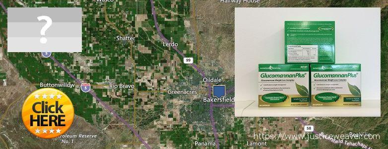 Buy Glucomannan online Bakersfield, USA