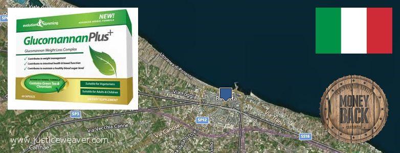 Where Can I Buy Glucomannan online Barletta, Italy