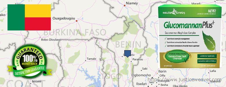 Where to Buy Glucomannan online Benin