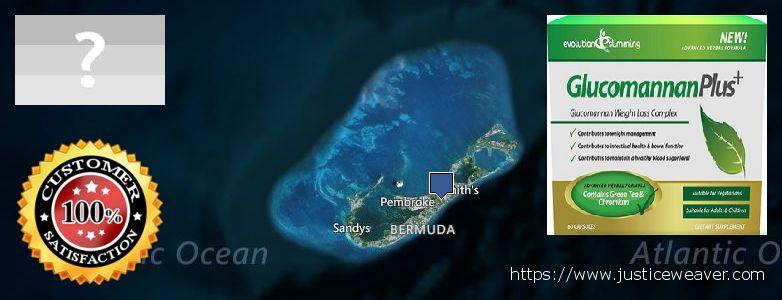 Where to Buy Glucomannan online Bermuda